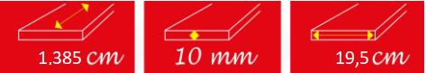Πάτωμα Laminate Natur 10mm V4 με Αρμό