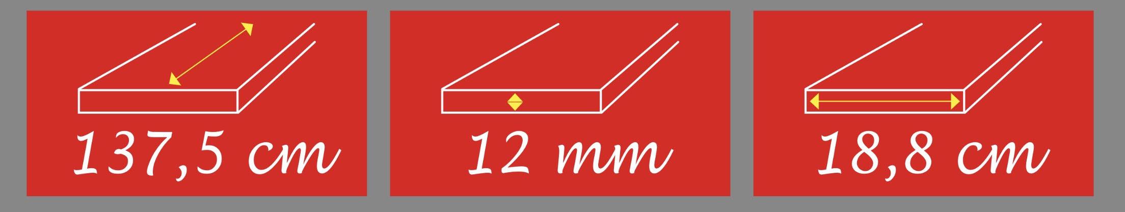 Πάτωμα Laminate 12mm με Αρμό