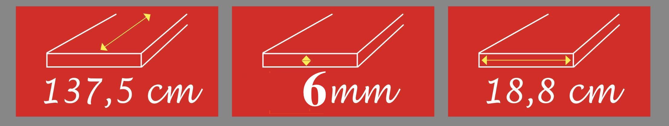 Πατώματα Laminate 6mm AC3